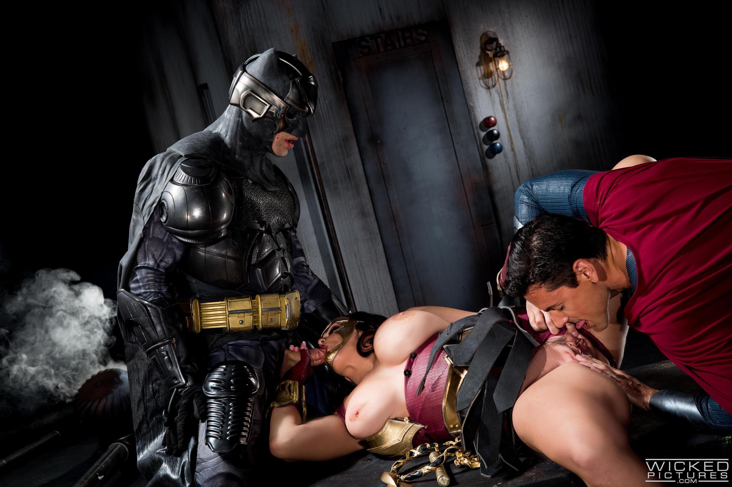 Batman Porn Parody Full Rattsleepsubg