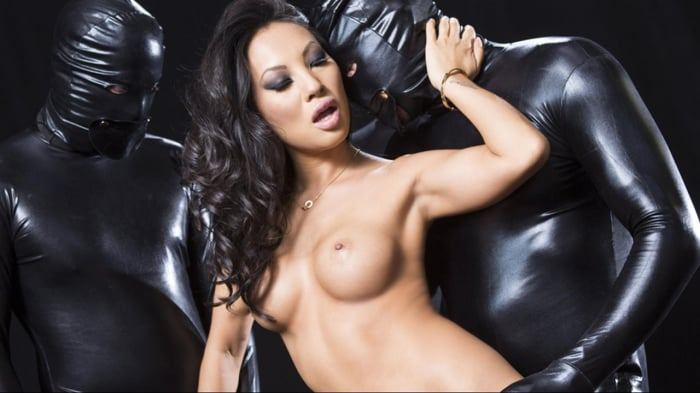 Asa Akira in Asa Goes To Hell Scene 3