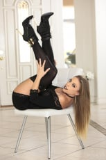 Britney Amber - He Loves Me In Stockings And Heels Scene 2 | Picture (3)