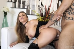 Britney Amber - He Loves Me In Stockings And Heels Scene 2 | Picture (36)