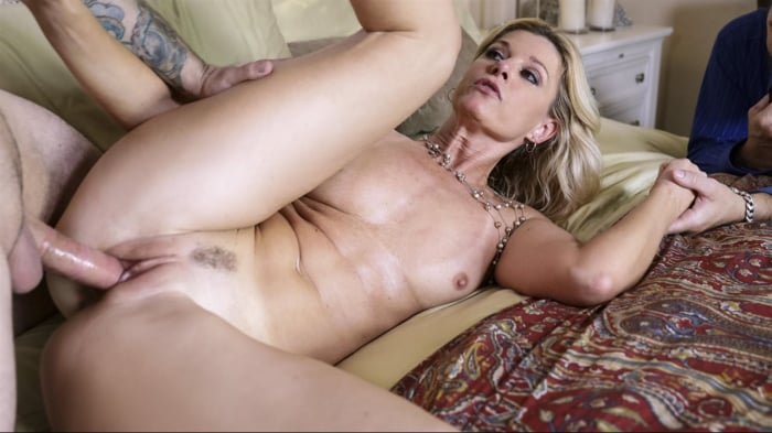 India Summer in He Loves To Watch Scene 3